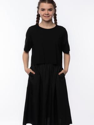 Сукня чорна | 5690697