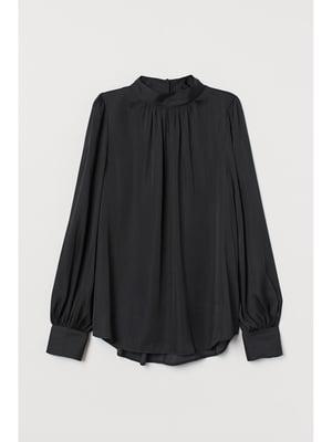 Блуза черная | 5696100