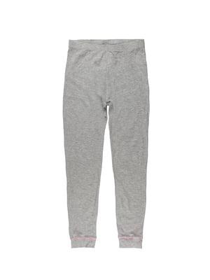 Брюки пижамные серые | 5696182