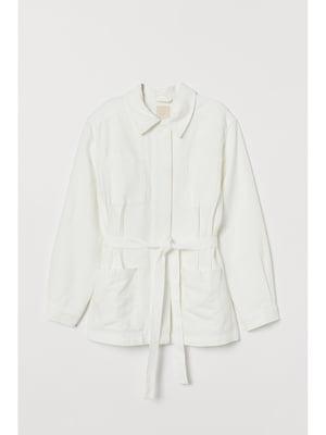 Куртка белая | 5696368