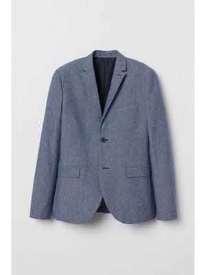 Пиджак синий | 5696426