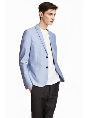 Пиджак синий | 5696427