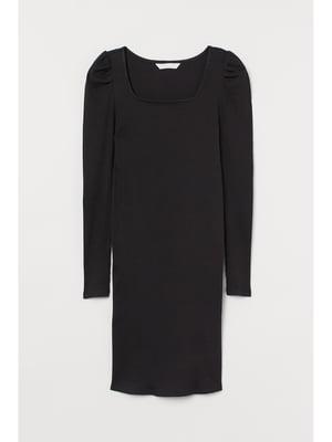 Платье для беременных черное | 5696578