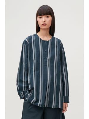 Блуза в полоску   5696606