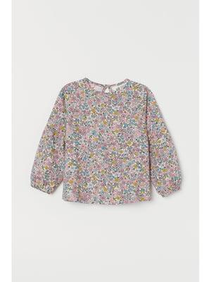 Блуза в принт   5696748