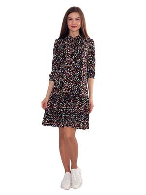 Сукня з квітковим принтом | 5696857