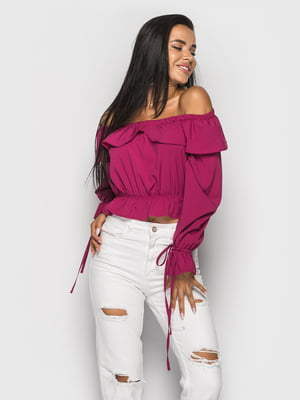 Блуза малиновая   5697066