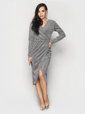 Сукня срібляста | 5697322