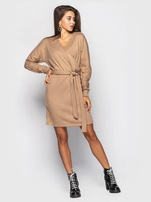 Сукня кавового кольору   5697325