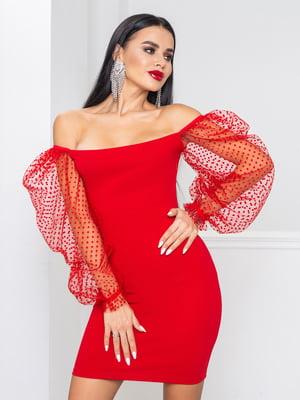 Сукня червона | 5697332
