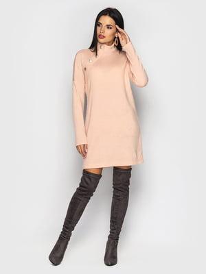 Сукня персикового кольору | 5697338