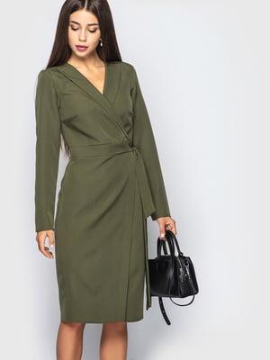 Платье цвета хаки | 5697402