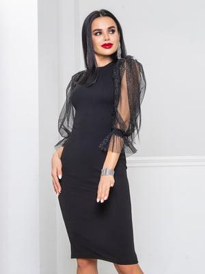 Платье черное | 5697406