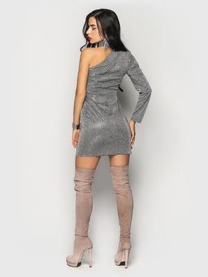 Сукня срібляста | 5697318