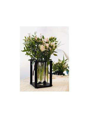 Ваза-подставка для цветов с колбами | 5697796