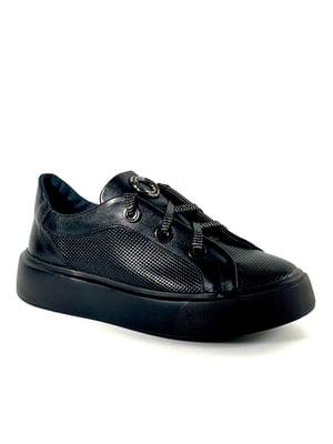 Кеды черные   5699574