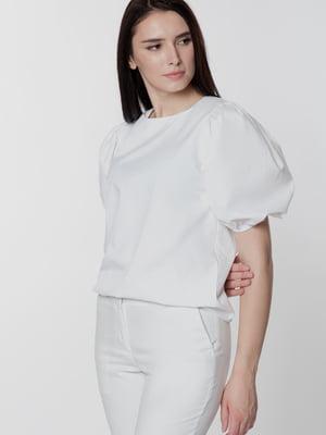 Блуза белая | 5699669