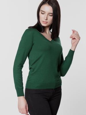 Пуловер зелений   5699674