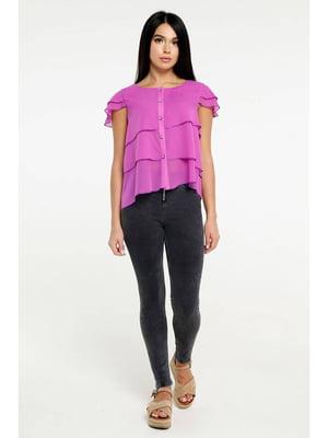 Блуза розовая | 5699680