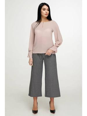 Блуза бежевая | 5699683