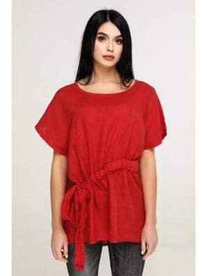 Блуза красная | 5699695