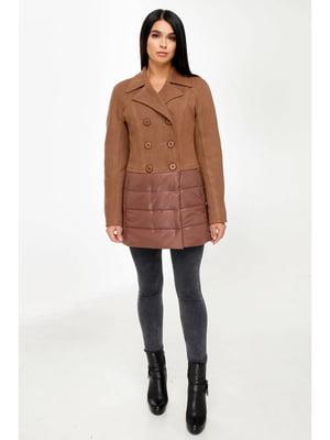 Куртка коричневая | 5699847