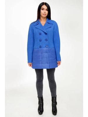 Куртка-пальто цвета электрик | 5699853