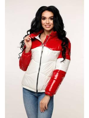 Куртка двухцветная   5699878