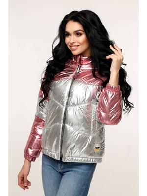 Куртка двухцветная | 5699880