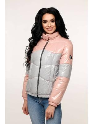 Куртка двухцветная   5699881