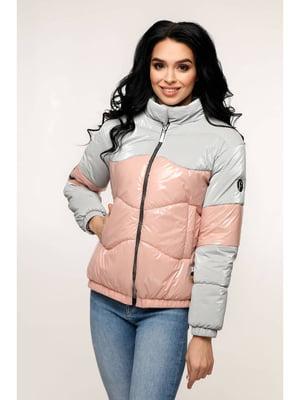 Куртка двухцветная   5699882