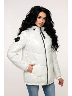 Куртка белая   5699884