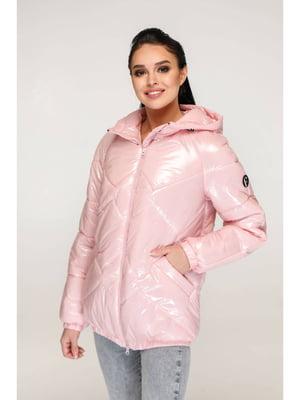 Куртка розовая   5699901