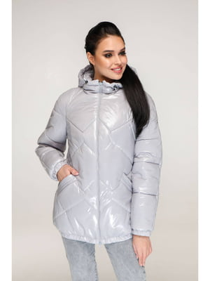 Куртка светло-серая | 5699902
