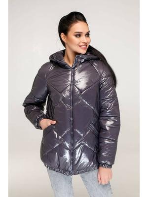 Куртка темно-серая | 5699903