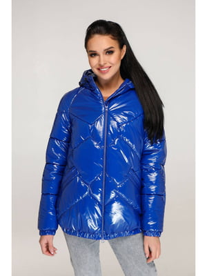 Куртка цвета электрик | 5699905