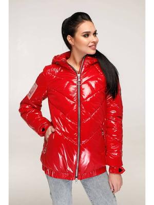 Куртка красная | 5699909