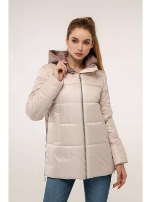 Куртка бежевая | 5699917