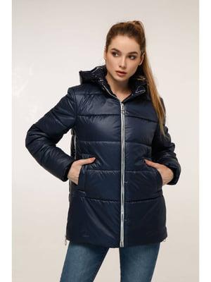 Куртка темно-синяя | 5699920