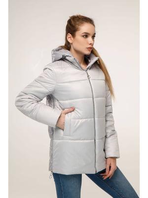 Куртка светло-серая | 5699922