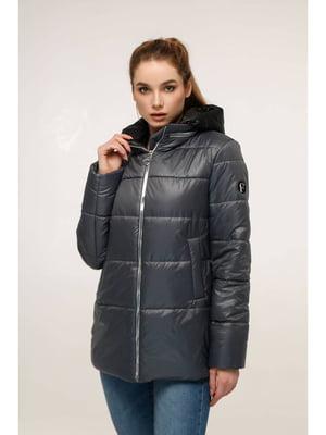 Куртка темно-серая | 5699923