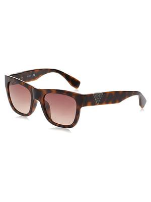Очки солнцезащитные | 5701283