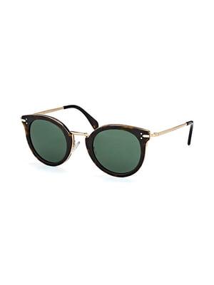 Очки солнцезащитные | 5701386