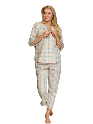 Піжама: сорочка і штани | 5701403
