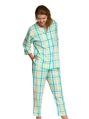 Піжама: сорочка і штани | 5701404