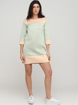 Сукня двокольорова | 5701437