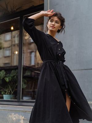 Платье черное | 5701469