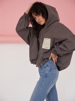 Куртка кольору хакі | 5701502