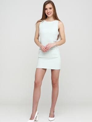 Сукня м'ятного кольору | 5701440