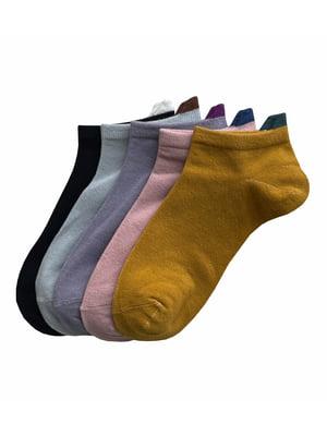 Набір шкарпеток (5 пар) | 5701666